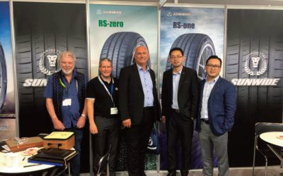 PWT Announced as Sole UK Importer of the 'Value' Tyre Brand SUNWIDE