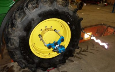 Philip White Tyres adds Tractor Wheel Alignment to Specialist Services.